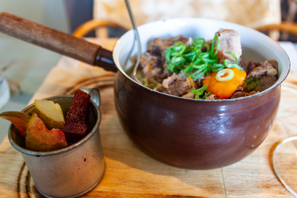 What To Do In Helsinki - Restaurant Savotta Beef Stew