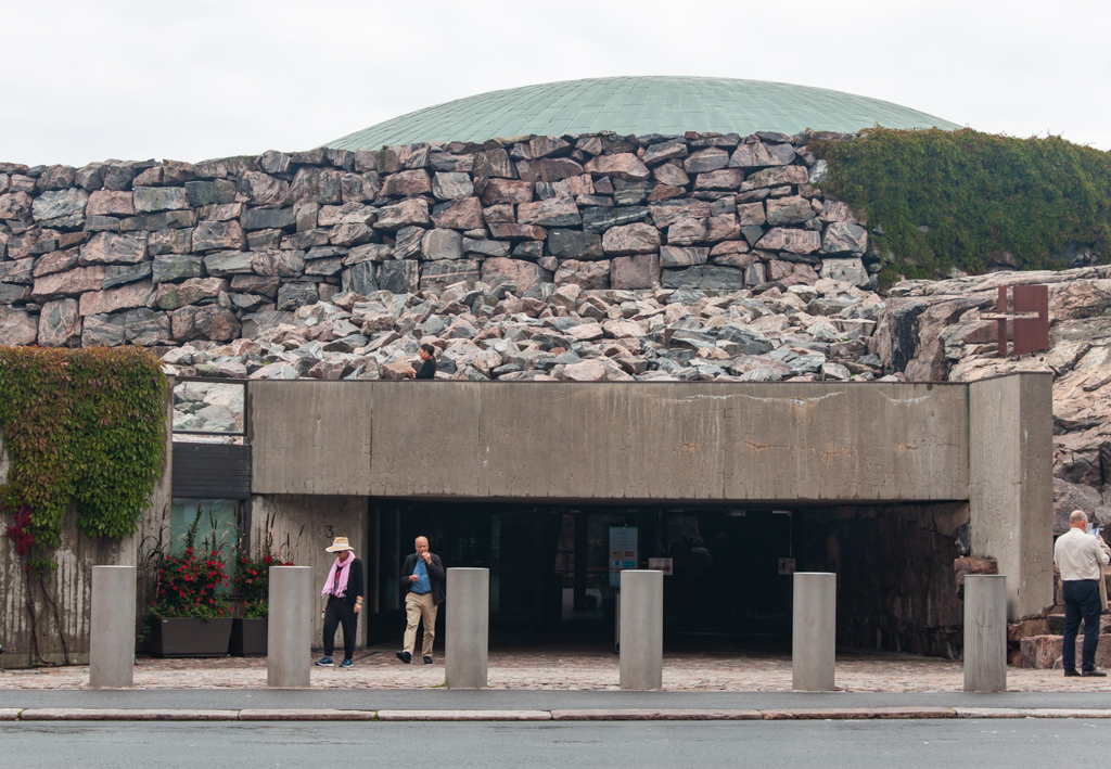 What To Do In Helsinki - Temppeliaukio Church
