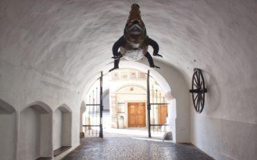 Brno Dragon - Brno Czech Republic Symbol
