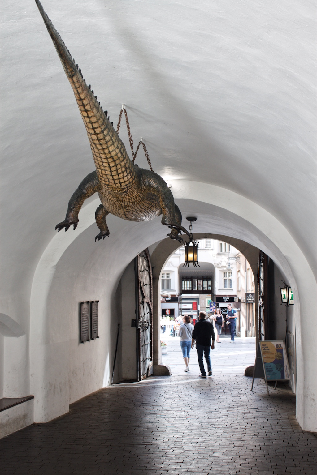 Brno Dragon - Looking To Street