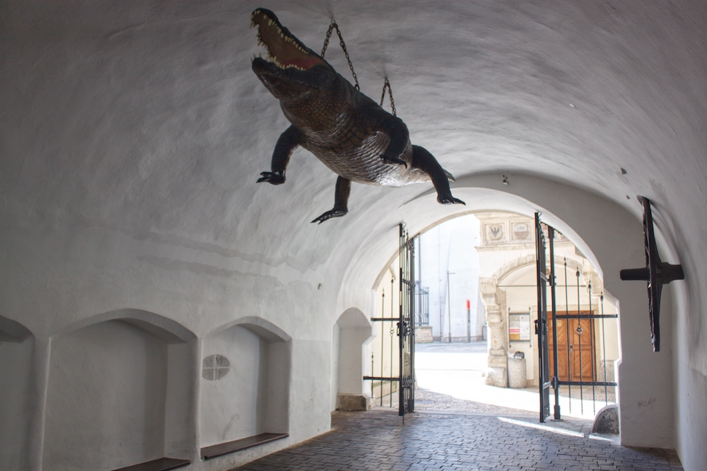 Brno Dragon - Old Town Hall