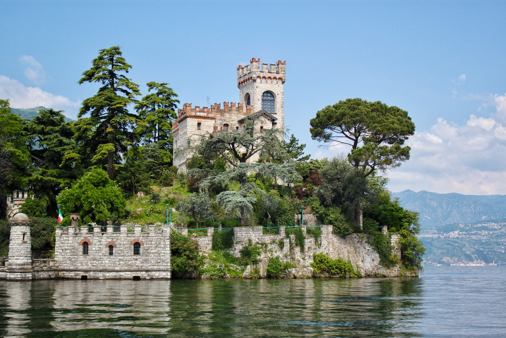 Isola Di Loreto - Private Island With Castle Italy