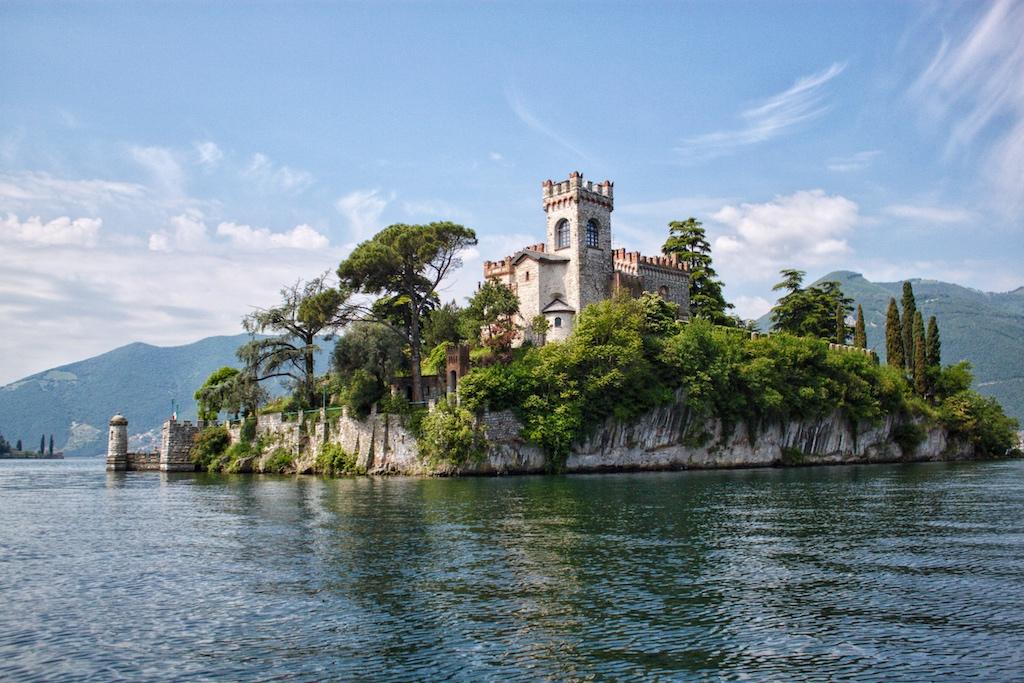 Isola di Loreto Italy Brescia