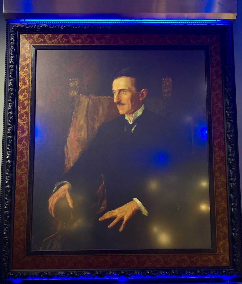 Nikola Tesla Museum In Belgrade Serbia