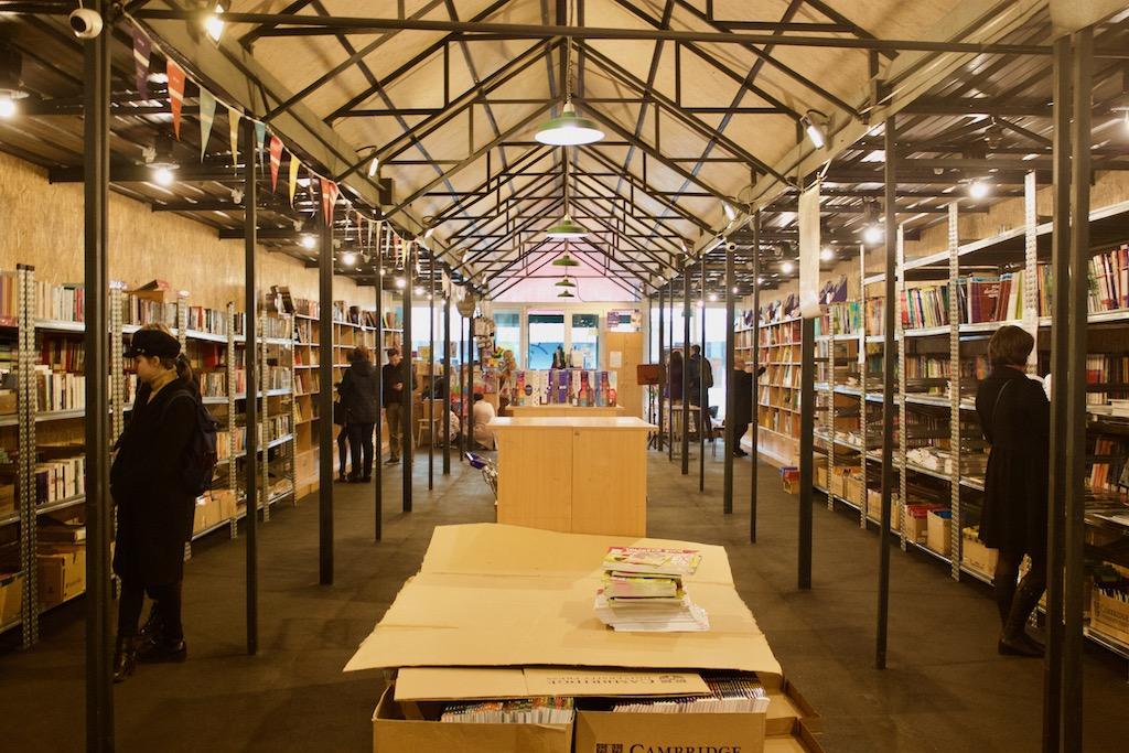 Petrivka Book Market - Bookling