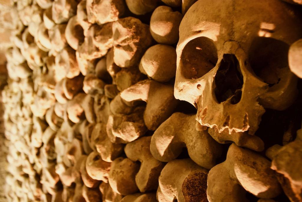 Brno Ossuary - 50,000 Skulls