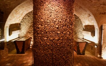 Brno Ossuary - Dark Tourism Brno