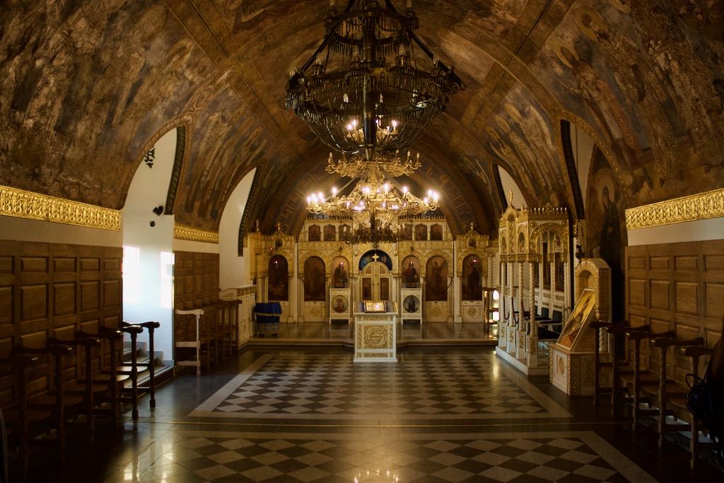 Ružica Church Belgrade Interior