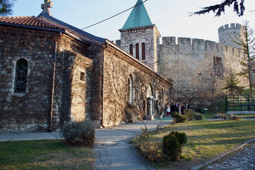 Ružica Church Belgrade