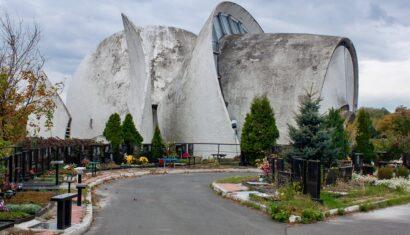 Kyiv Crematorium - Memory Park