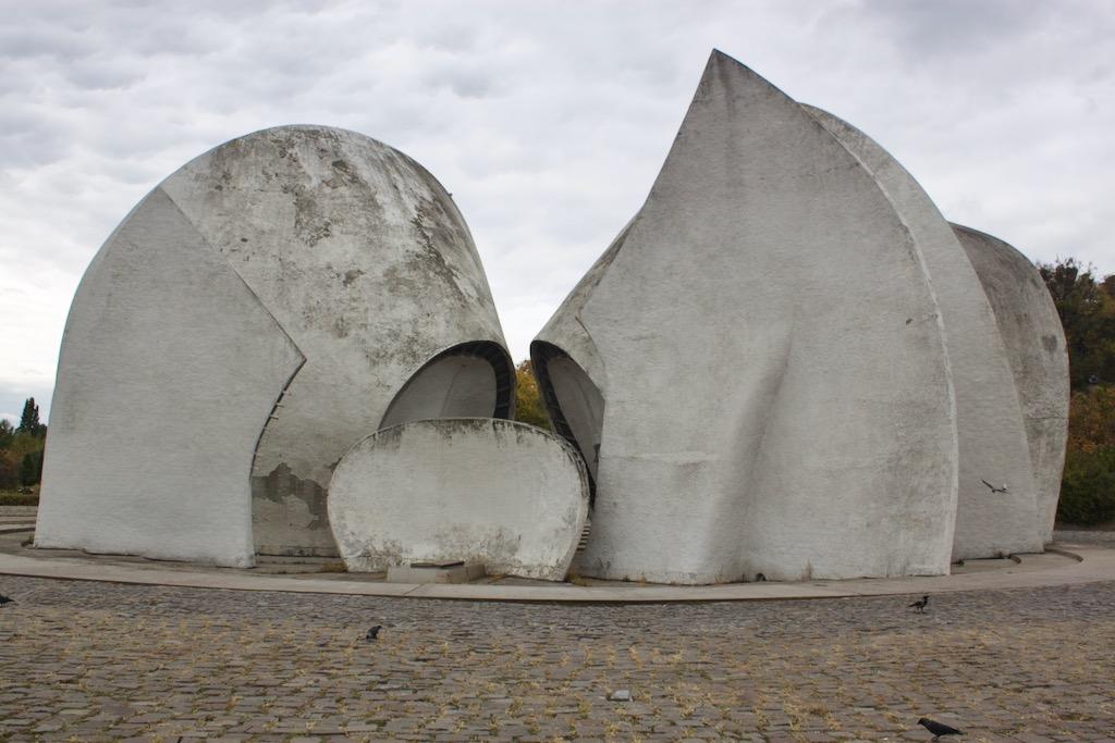Memory Park Baikove Cemetery Kyiv