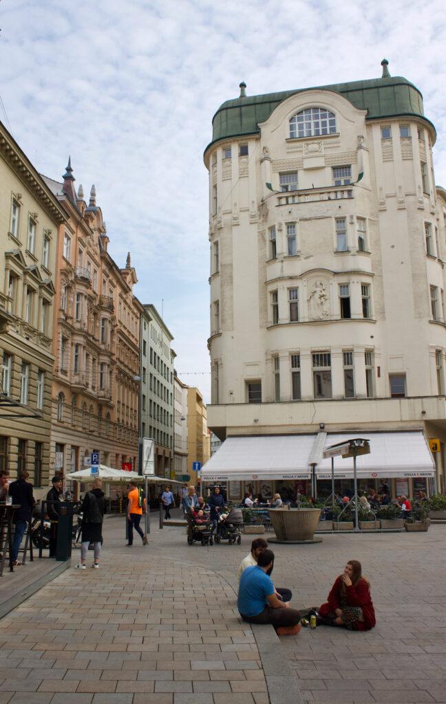Brno Czechia People Chilling