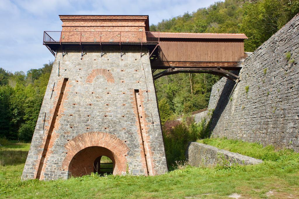 Iron Works in Adamov