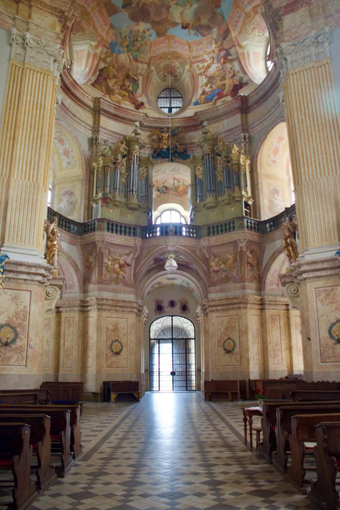 Kostel Jména Panny Marie