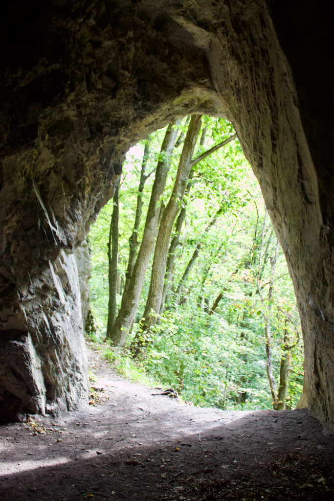 Moravian Karst Small Cave