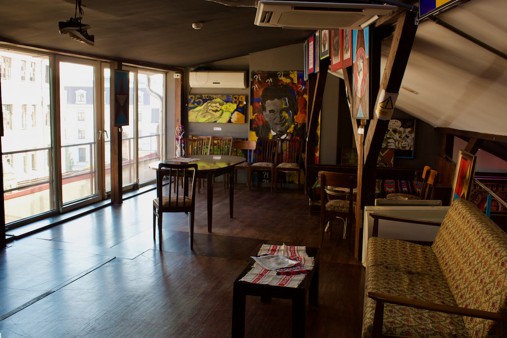 Romanian Kitsch Museum Art Gallery