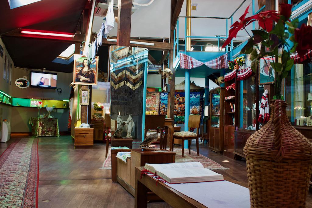 Romanian Kitsch Museum Bucharest Romania