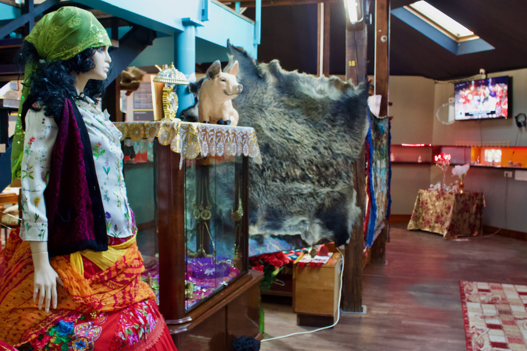 Romanian Kitsch Museum Exhibition