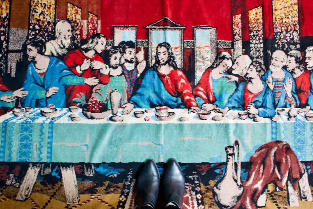 Romanian Kitsch Museum - Last Supper