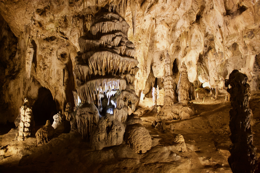 Sloupsko Cave Tour