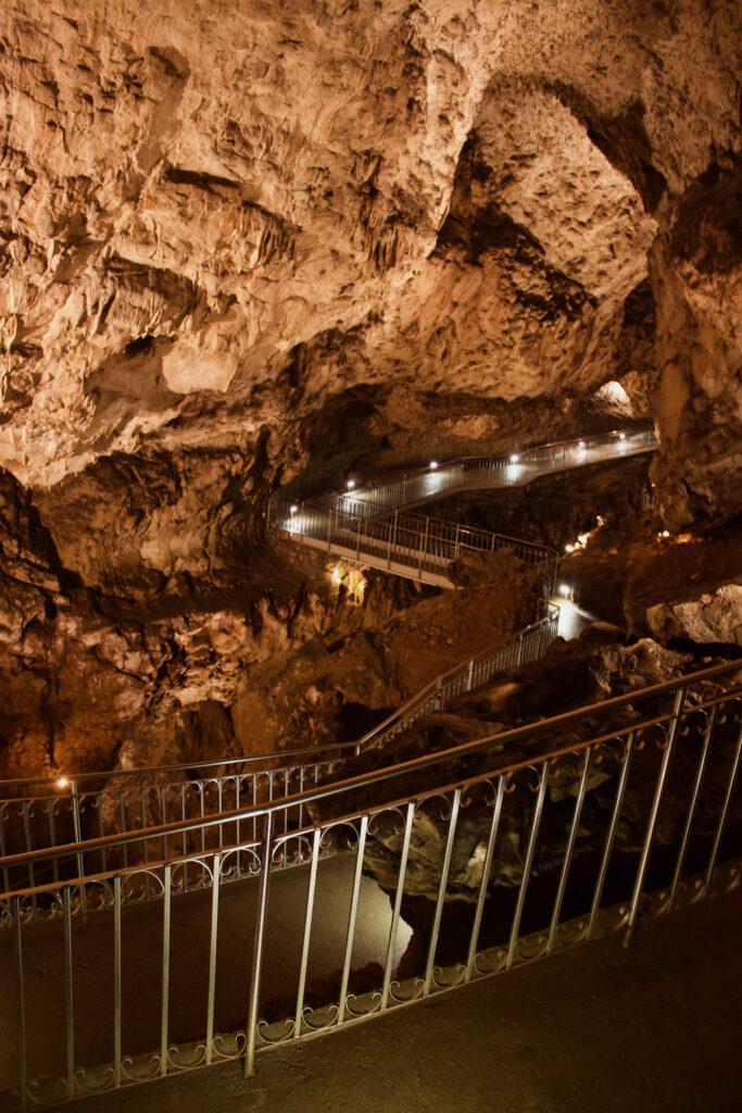 Sloupsko Cave Walk
