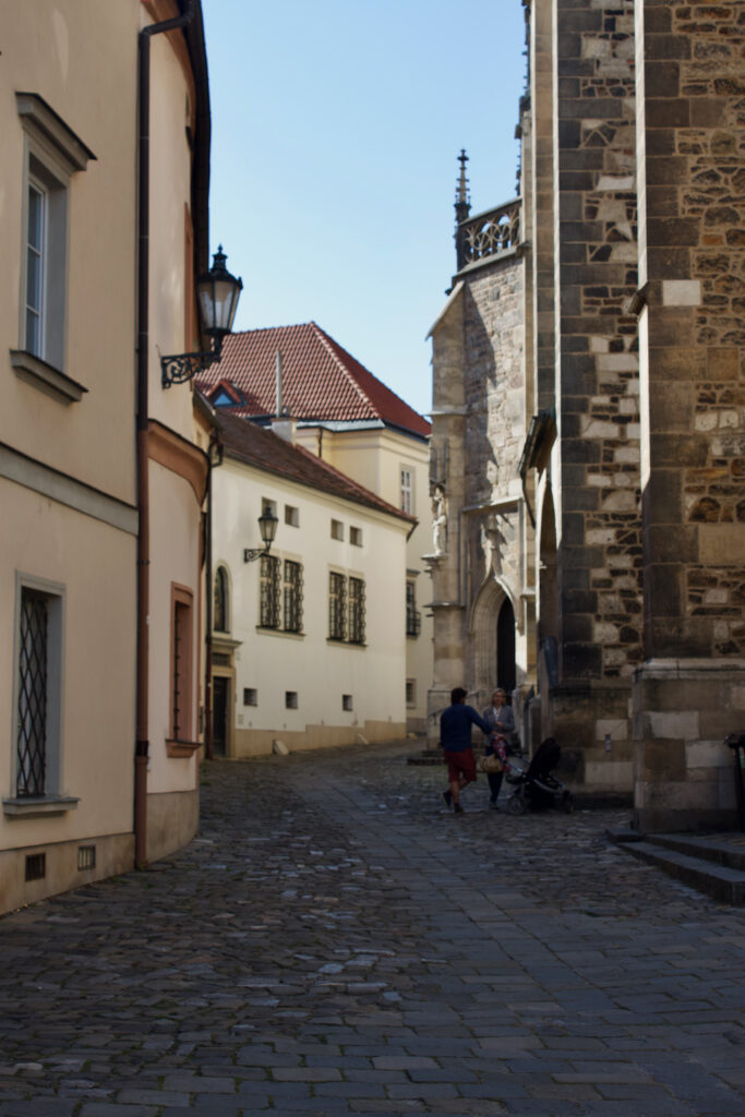 Things To Do In Brno Street Views
