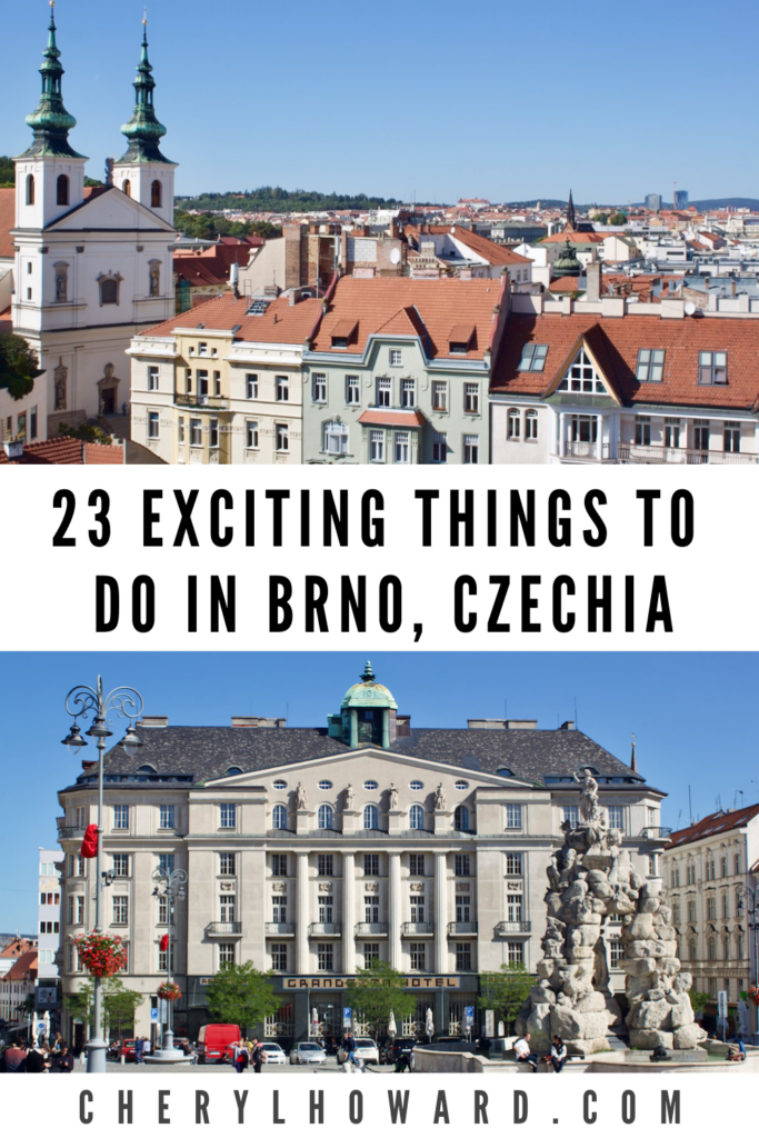 Things To Do in Brno - Another Pin