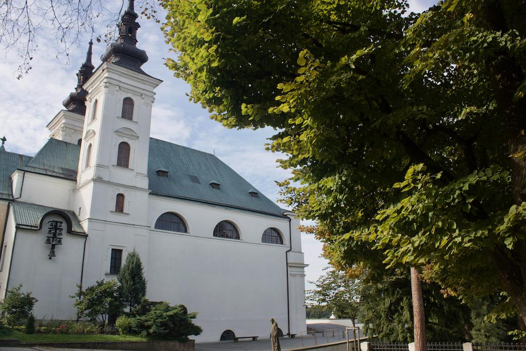 Vranovský klášter - Pauline Monastery