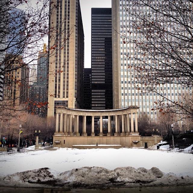 A Weekend in Chicago - Millennium Park