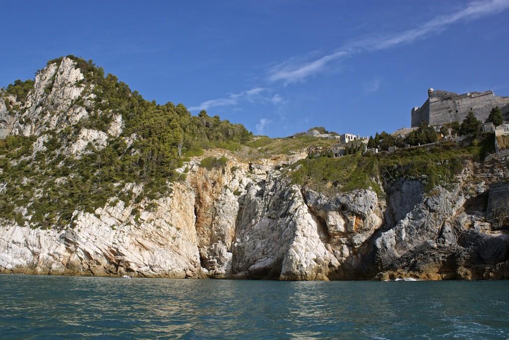 Porto Venere - Byron's Grotto