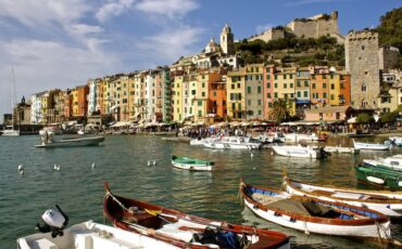 Porto Venere Italy - Colourful Homes By The Sea