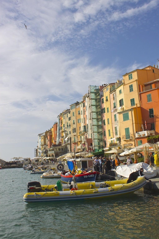 Porto Venere Italy - Seaside Views