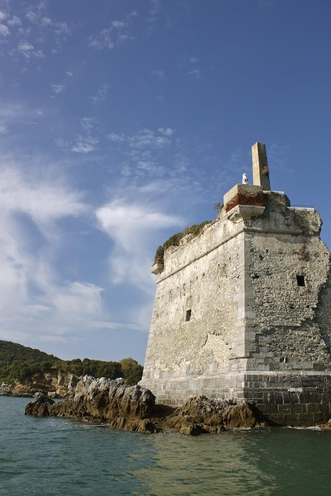 Porto Venere Scola Tower