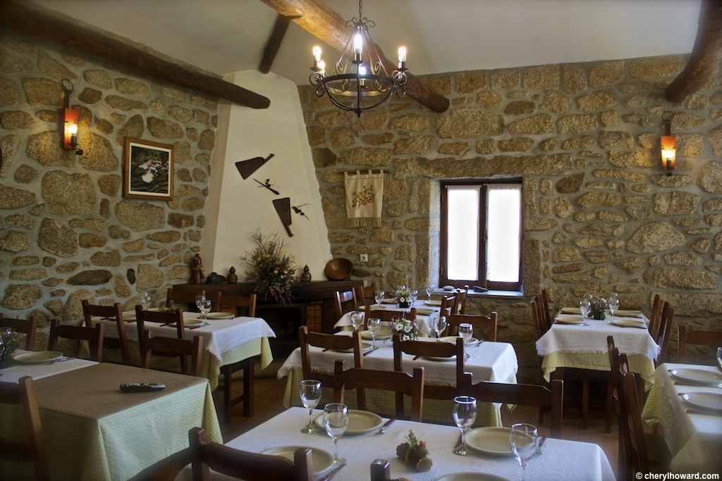 Restaurant Casa No Campo Arouca - Interior