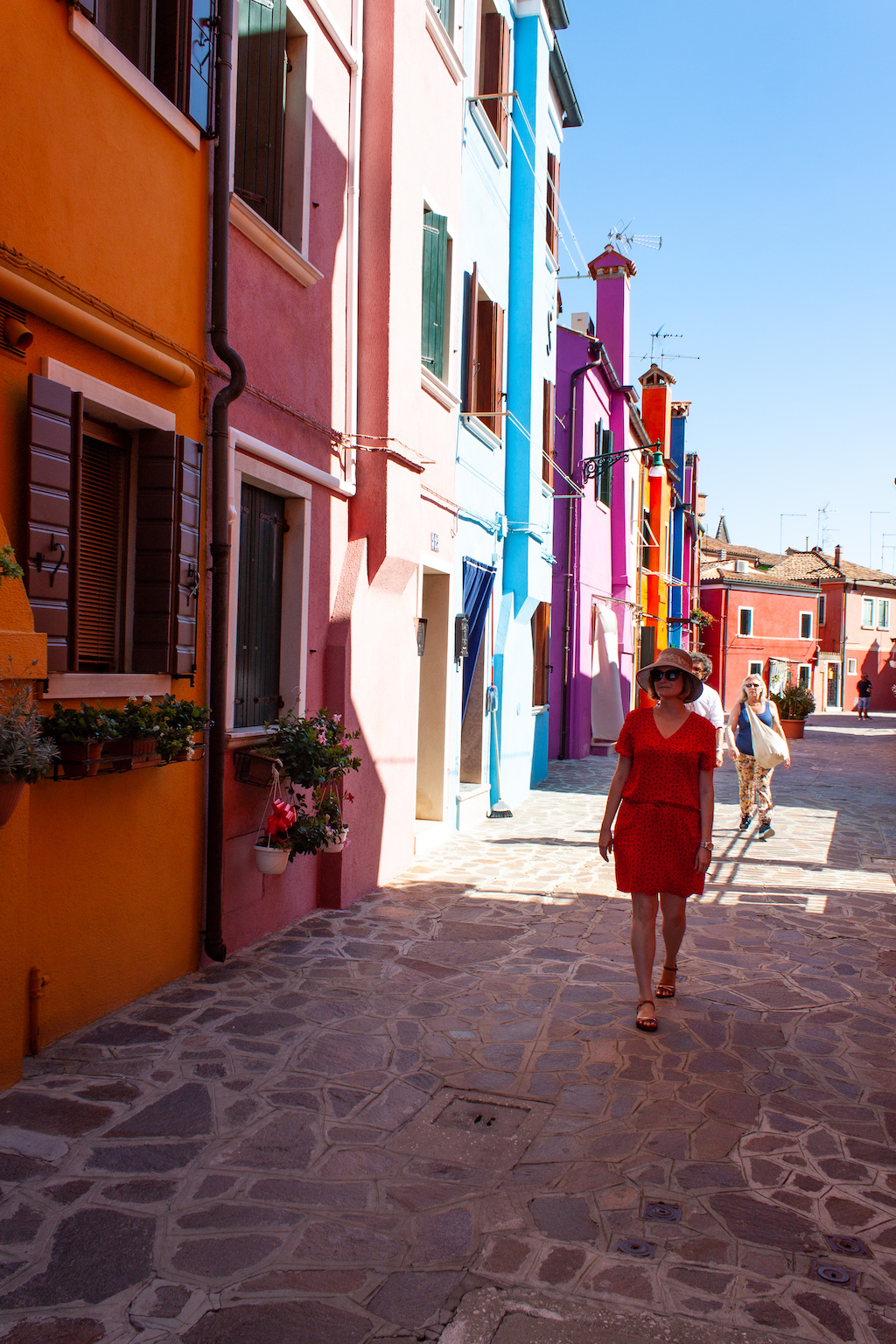 Romantic Places in Europe - Cheryl Howard Travel Blogger Burano Italy