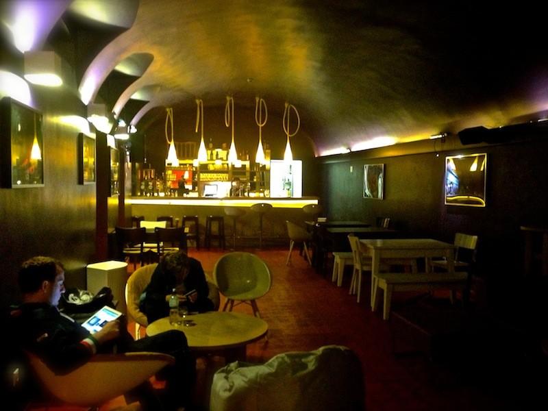 Wombats City Hostel Budapest - Bar