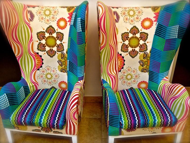 Wombats City Hostel Budapest - Chairs