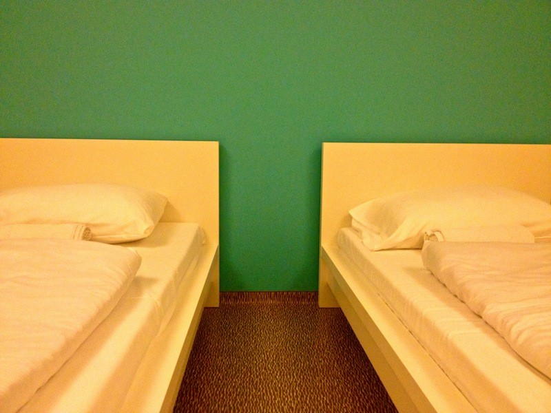 Wombats City Hostel Budapest - Private Two Beds