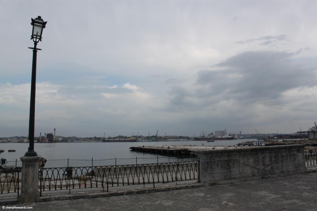El Malecón In Havana - Light