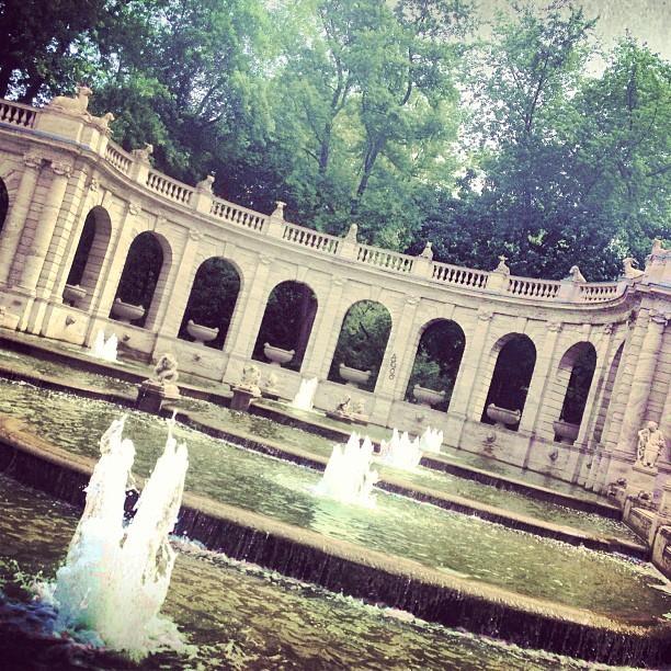 Berlin Fountains