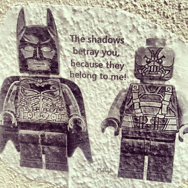 Berlin Lego Street Art