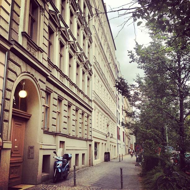 Berlin Streets Baby