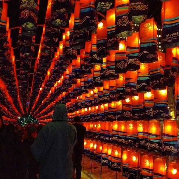 Garden Of Lanterns Exhibit