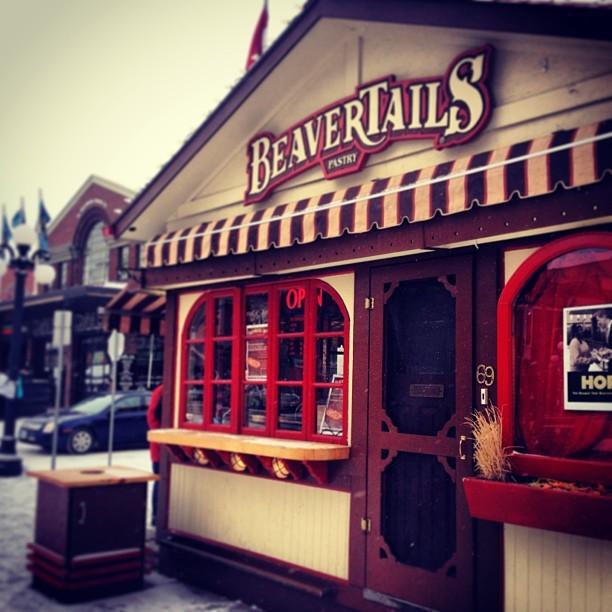 Ottawa Beavertail