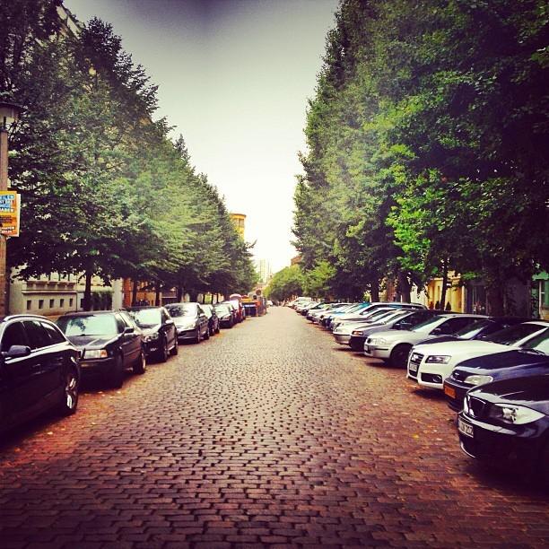 Pretty Streets In Berlin