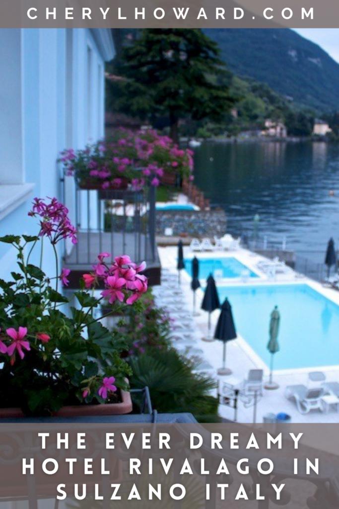 The Ever Dreamy Hotel Rivalago In Sulzano Italy - Pin