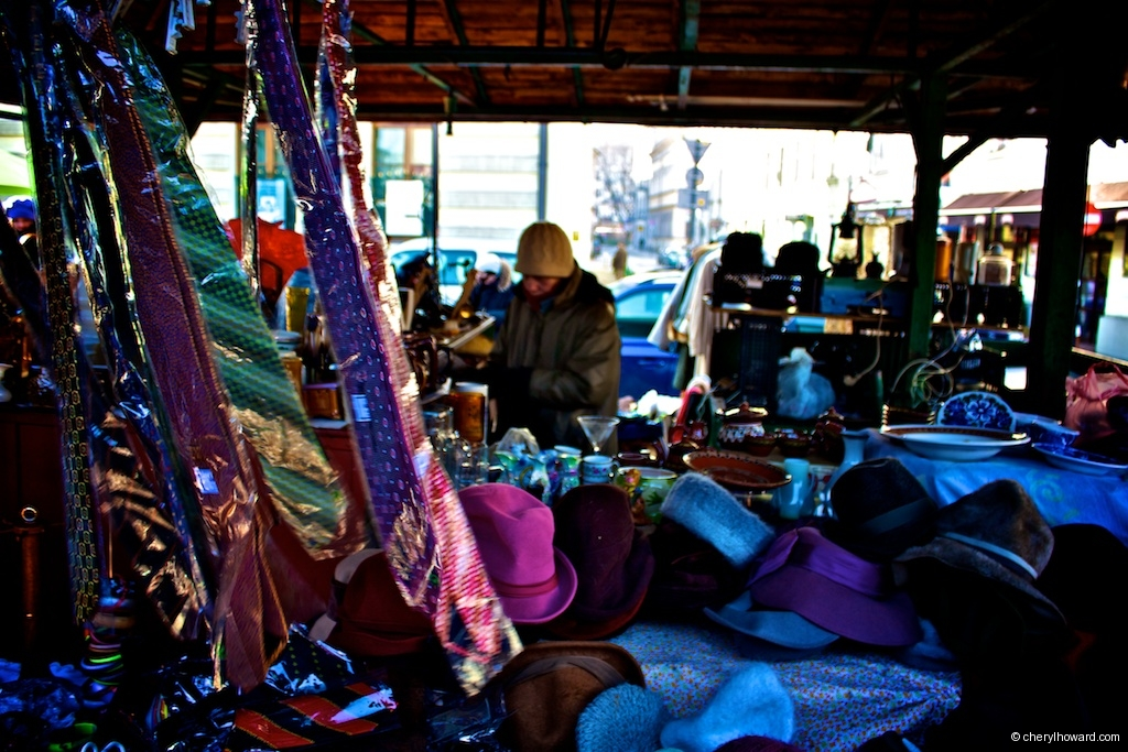 The Plac Nowy Jewish Market - Scarves