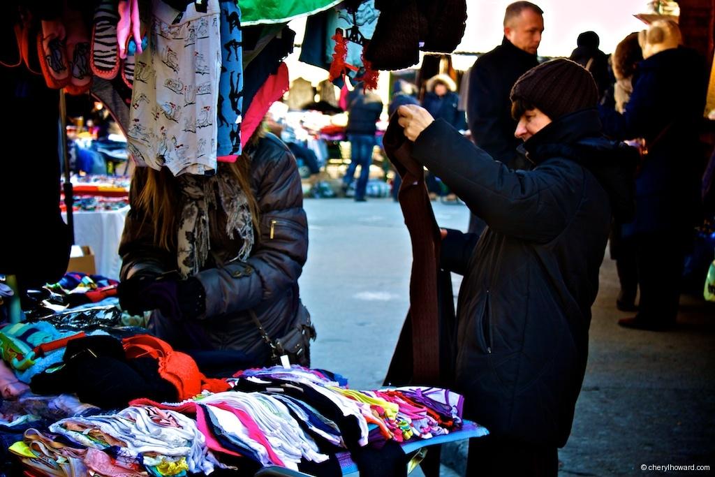 The Plac Nowy Jewish Market - Underwear