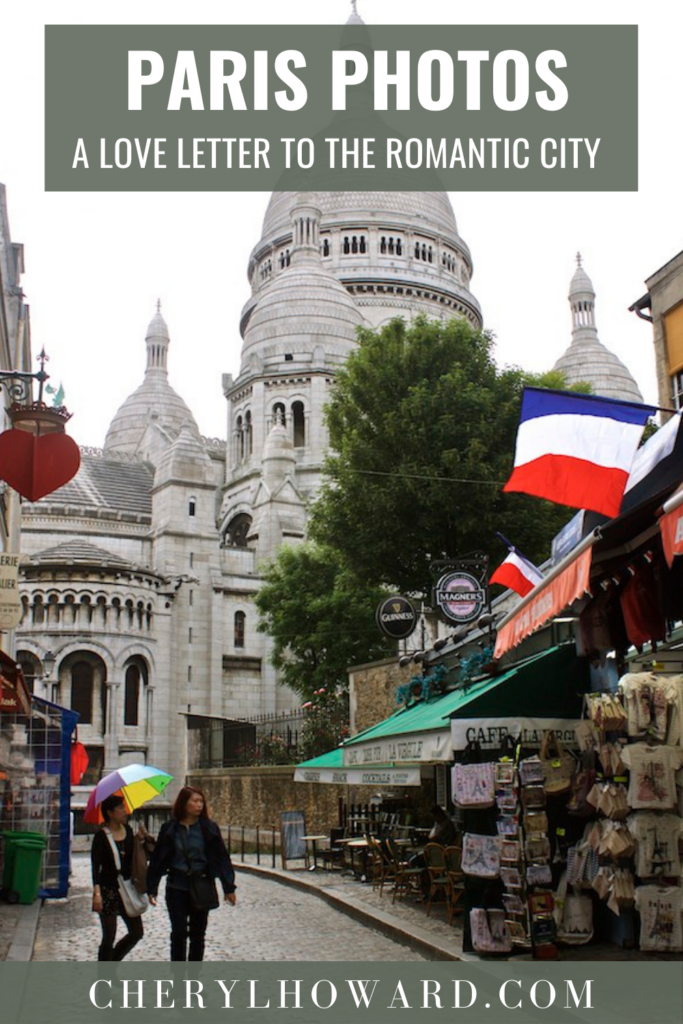 These Paris Photos Are A Love Letter To The City - Pin
