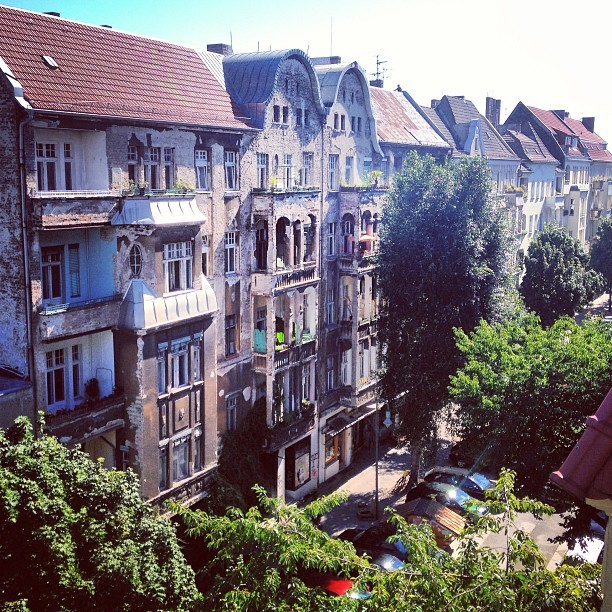 Ungentrified Berlin